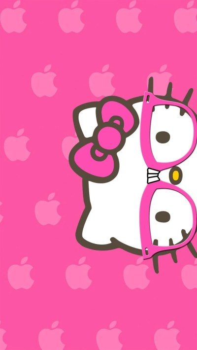 Hello Kitty iPhone Wallpapers - Top Free Hello Kitty iPhone Backgrounds - WallpaperAccess