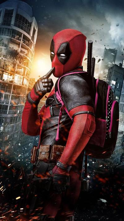 Deadpool 2 iPhone Wallpapers - Top Free Deadpool 2 iPhone Backgrounds - WallpaperAccess