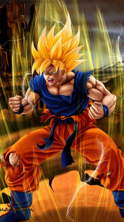 DBZ iPhone Wallpapers - Top Free DBZ iPhone Backgrounds - WallpaperAccess