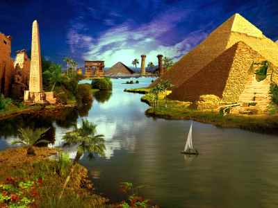 Ancient Egypt Wallpapers - Wallpaper Cave