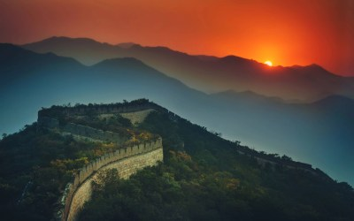 The Great Wall Of China Wallpapers - Wallpaper Cave