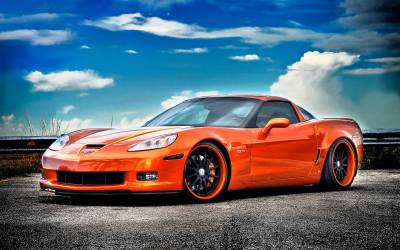 Corvette Wallpapers - Wallpaper Cave