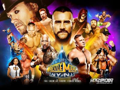 Cool WWE Wallpapers - Wallpaper Cave