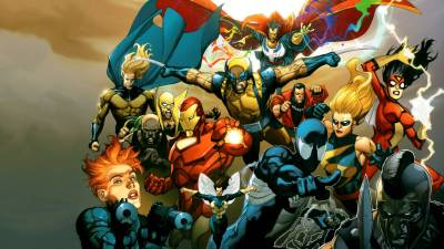 Cool Marvel Wallpapers - Wallpaper Cave
