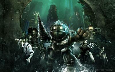 BioShock Wallpapers - Wallpaper Cave