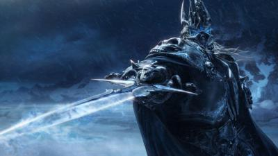 The Lich King Wallpapers - Wallpaper Cave