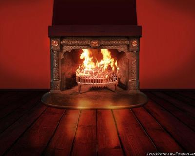 Fireplace Desktop Wallpapers - Wallpaper Cave