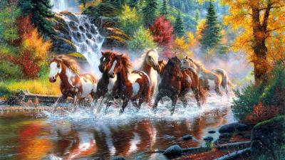 Wild Horses Wallpapers - Wallpaper Cave