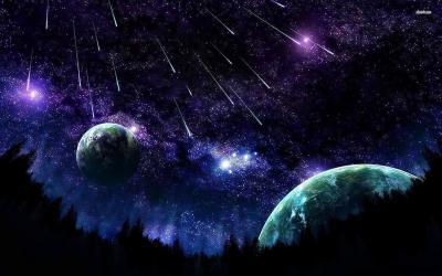 Night Sky Stars Wallpapers - Wallpaper Cave