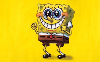 SpongeBob Desktop Wallpapers - Wallpaper Cave