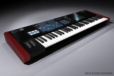 Music Keyboard Wallpapers - Wallpaper Cave