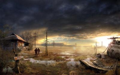 Post Apocalyptic Wallpapers - Wallpaper Cave