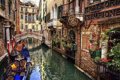 Venice Italy Wallpapers - Wallpaper Cave