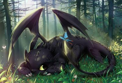 Toothless Wallpapers - Wallpaper Cave