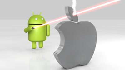 Apple Vs Android Wallpapers - Wallpaper Cave