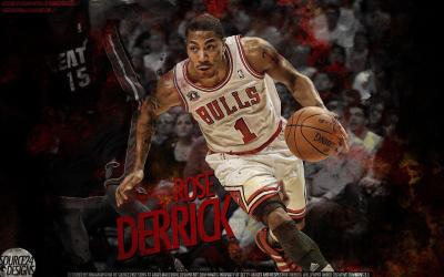 Derrick Rose Wallpapers - Wallpaper Cave