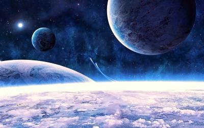 Cool Planet Backgrounds - Wallpaper Cave