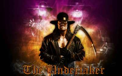 WWE The Undertaker Wallpapers - Wallpaper Cave