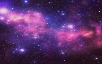 Purple Galaxy Wallpapers - Wallpaper Cave