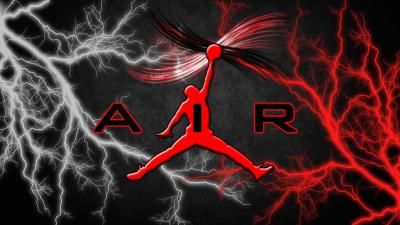 Air Jordan Logo Wallpapers - Wallpaper Cave