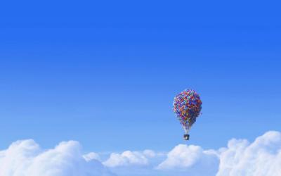 Up Wallpapers Pixar - Wallpaper Cave