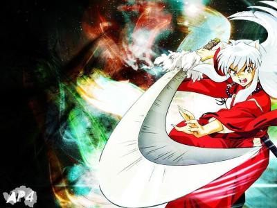 Inuyasha Backgrounds - Wallpaper Cave