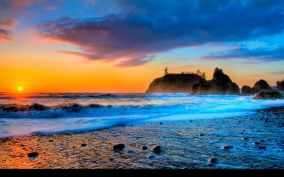 Sunset Beaches Wallpapers - Wallpaper Cave