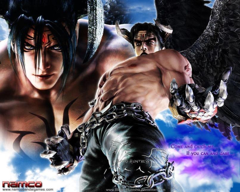 Tekken 6 Devil Jin Wallpapers Wallpaper Cave