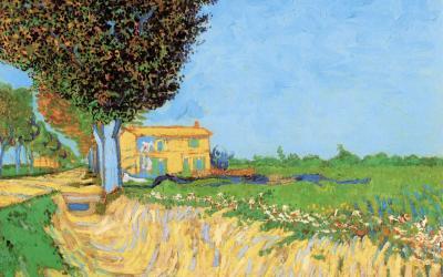 Van Gogh Desktop Wallpapers - Wallpaper Cave