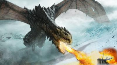 Epic Dragon Wallpapers - Wallpaper Cave