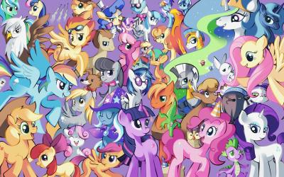 Free My Little Pony Wallpapers - Wallpaper Cave
