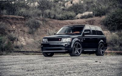 Range Rover Wallpapers - Wallpaper Cave