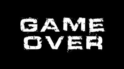 Game Over Wallpapers - Wallpaper Cave