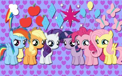 Free My Little Pony Wallpapers - Wallpaper Cave