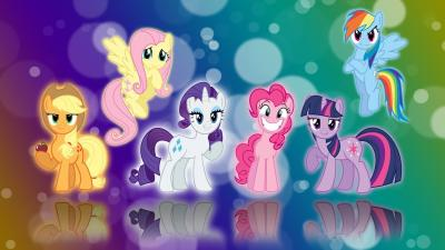 My Little Pony HD Wallpapers - Wallpaper Cave