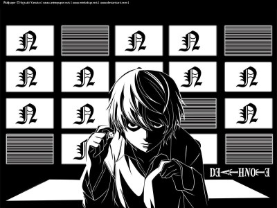 Near Death Note Wallpapers - Wallpaper Cave