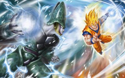 Goku Backgrounds - Wallpaper Cave