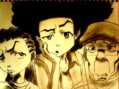 Boondocks Wallpapers - Wallpaper Cave