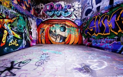 Cool Graffiti Wallpapers - Wallpaper Cave