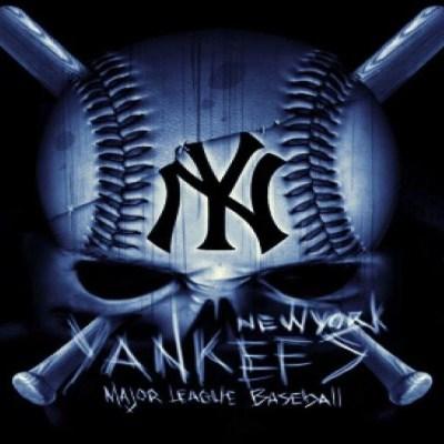 NY Yankees Logo Wallpapers - Wallpaper Cave