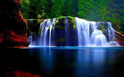 Waterfall HD Wallpapers - Wallpaper Cave