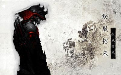 Wallpapers Samurai - Wallpaper Cave