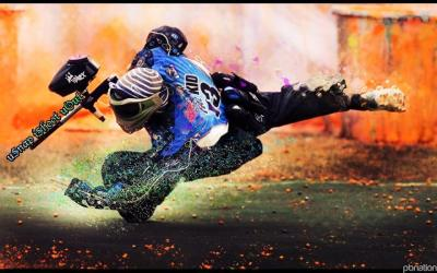 Paintball Wallpapers - Wallpaper Cave