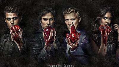 Vampire Diaries Wallpapers - Wallpaper Cave