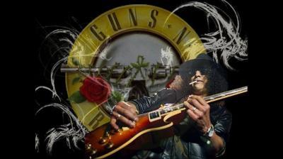 Guns N' Roses Logo Wallpapers - Wallpaper Cave