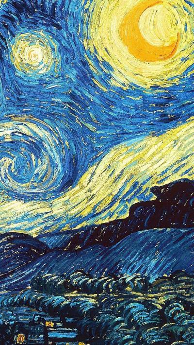 Starry Night Wallpapers - Wallpaper Cave