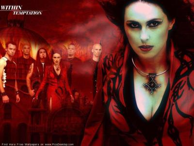 Within Temptation Wallpapers - Wallpaper Cave