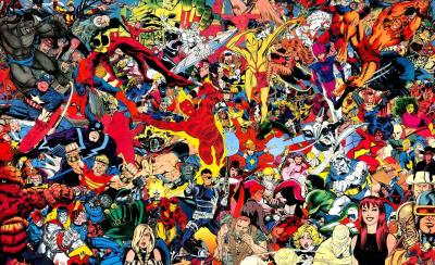 Marvel Wallpapers - Wallpaper Cave