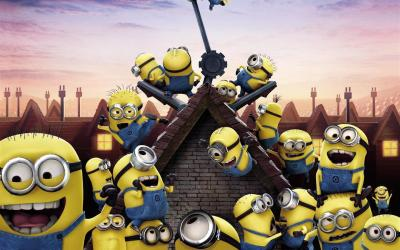 Despicable Me Minion Wallpapers - Wallpaper Cave