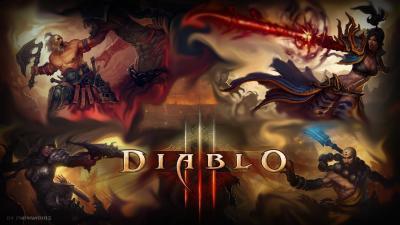 Diablo 3 Wallpapers 1920x1080 - Wallpaper Cave